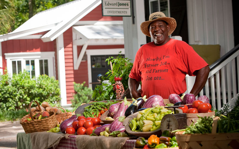 Blufftons Farmers Market